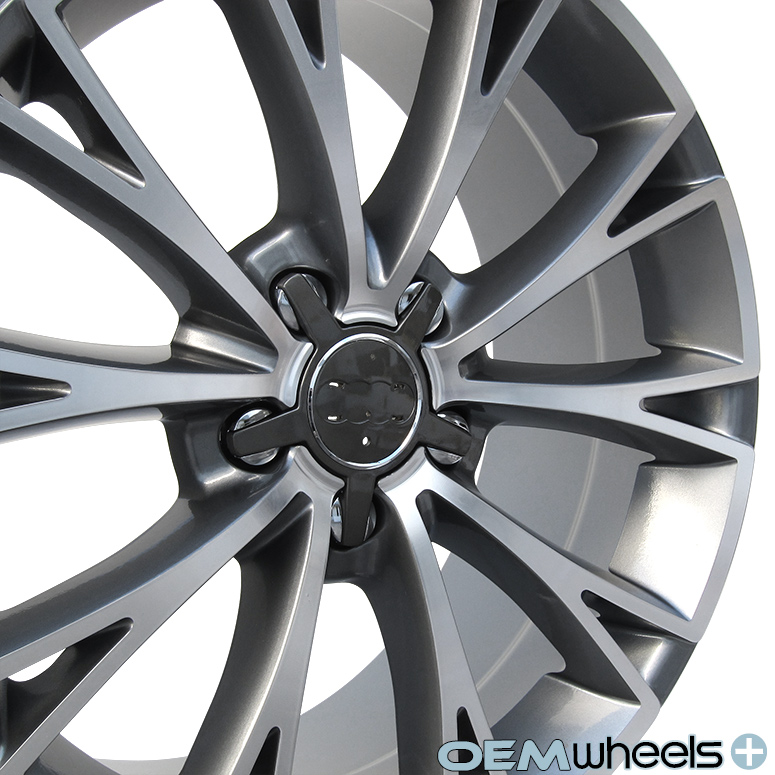 Style Wheels Fits Audi A5 S5 RS5 B8 8T Coupe Cabriolet Rims