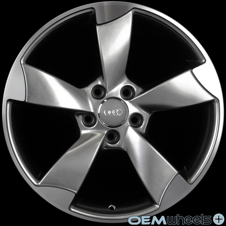RS3 s Line Style Wheels Fits Audi Q5 Quattro VW Tiguan TDI Rims